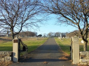 Photo of New Storrs Cemetery