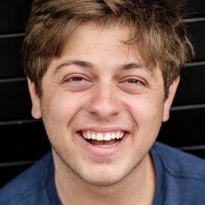 Will Raccio headshot, smiling